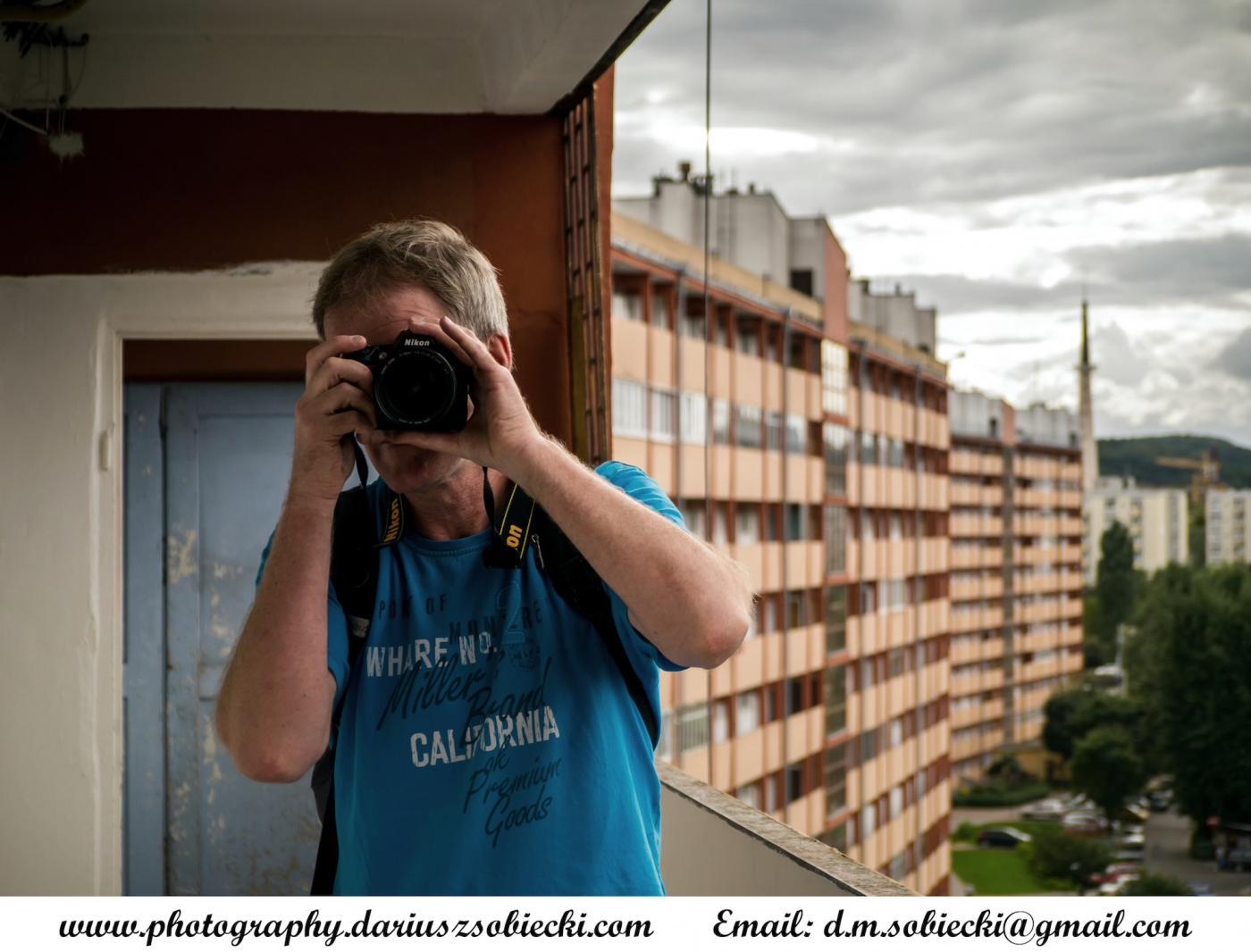 Darek Sobiecki fotograf